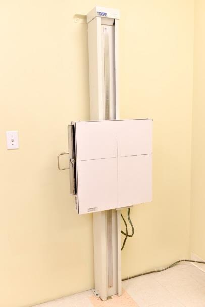 Endoscopy Room Equipment List: 1997 TXR 325 Radiographic System