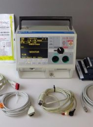 ZOLL M-Series Biphasic 3 Lead ECG