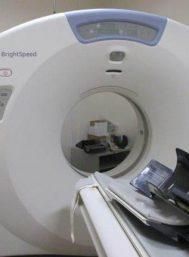 GE Brightspeed 16 Slice CT Scanner 1