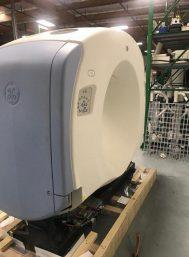 GE Brightspeed 16 Slice CT Scanner GANTRY pic3